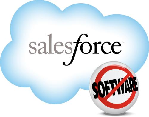 CRM Systeme machen Salesforce zum Globalplayer