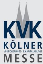 Morgen findet die 1. Kölner Versicherungs- und Kapitalanlage Messe (KVK-Messe) statt