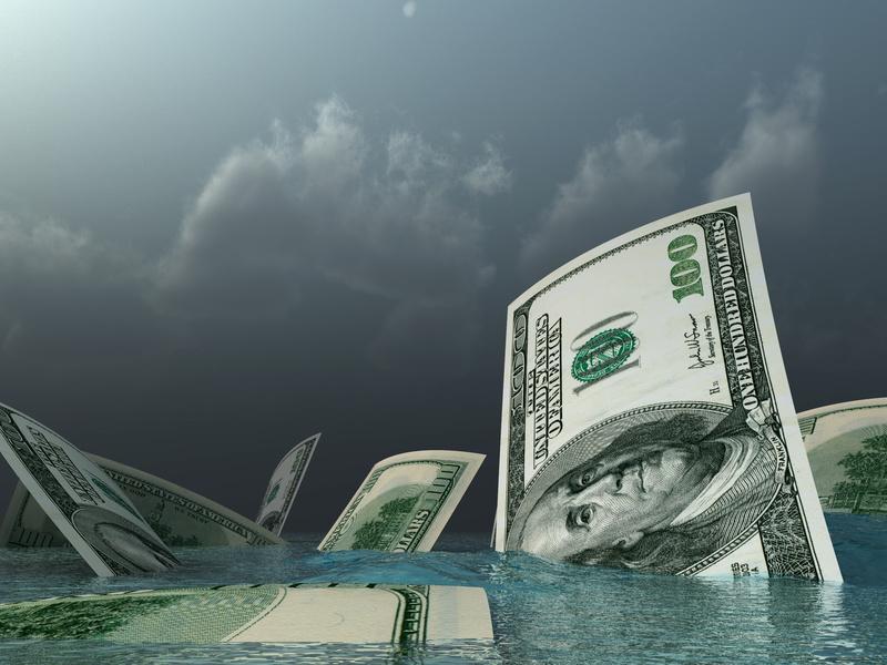 Untergang des Dollars und der USA