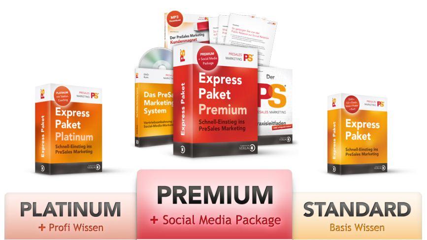 PreSales Marketing: Mehr Umsatz durch Verkauf vor dem Verkauf