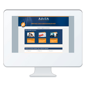 Advila Umfrage zur Ausschließlichkeit