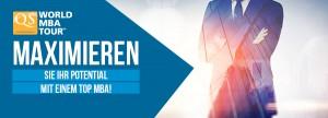 Einladung zur MBA Karrieremesse in München, Frankfurt und Zürich