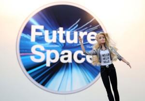 Internet World Messe 2016_Future Space Hello Barbie_Copyright Marion Vogel