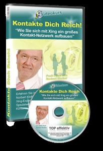 """""""Kontakte Dich Reich"""" jetzt kostenlos für Sie (Wert: EUR 197,-)"""